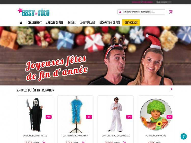 Anniversaire Express : vente en ligne d'articles de fête