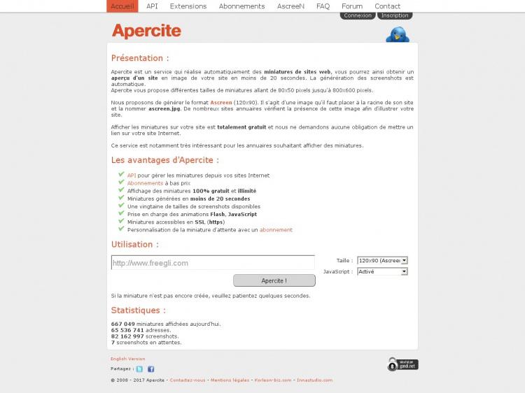 apercite.fr