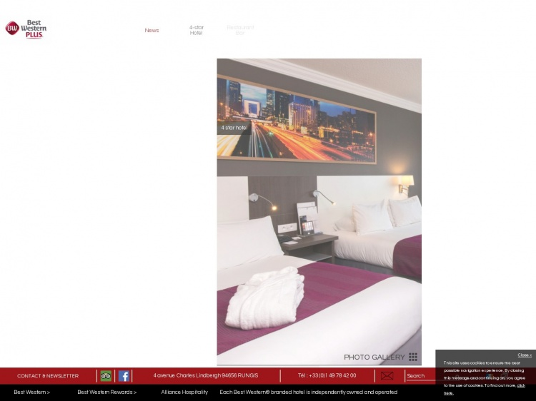 bestwestern-paris-orly-airport.com