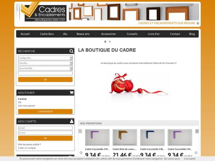 cadres-et-encadrements.com