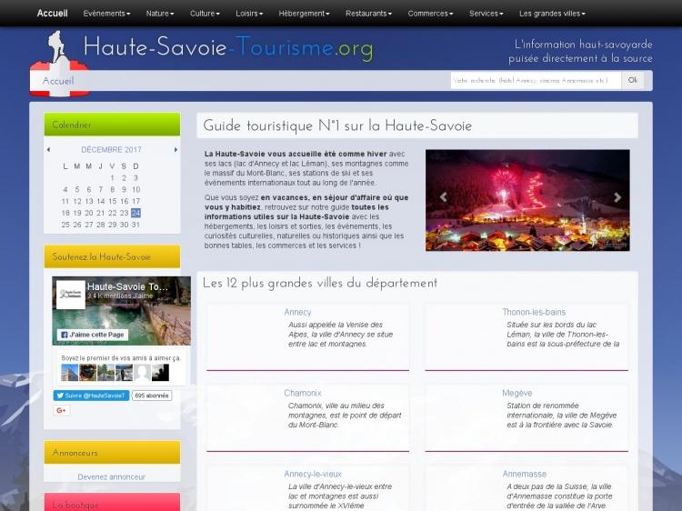 Guide de la Haute-Savoie : Haute-Savoie-Tourisme.org