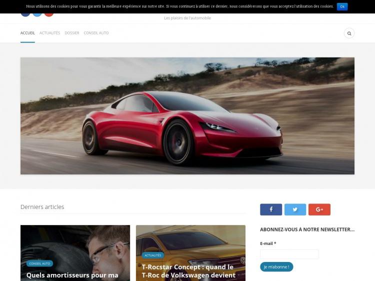 Magazine-auto.fr, le blog 100% auto