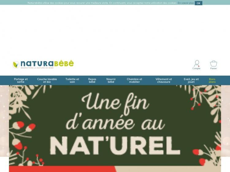 Naturabébé, votre boutique bio et naturelle pour bébé