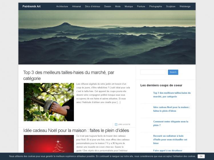 Peintremik Art : guide artistique en ligne
