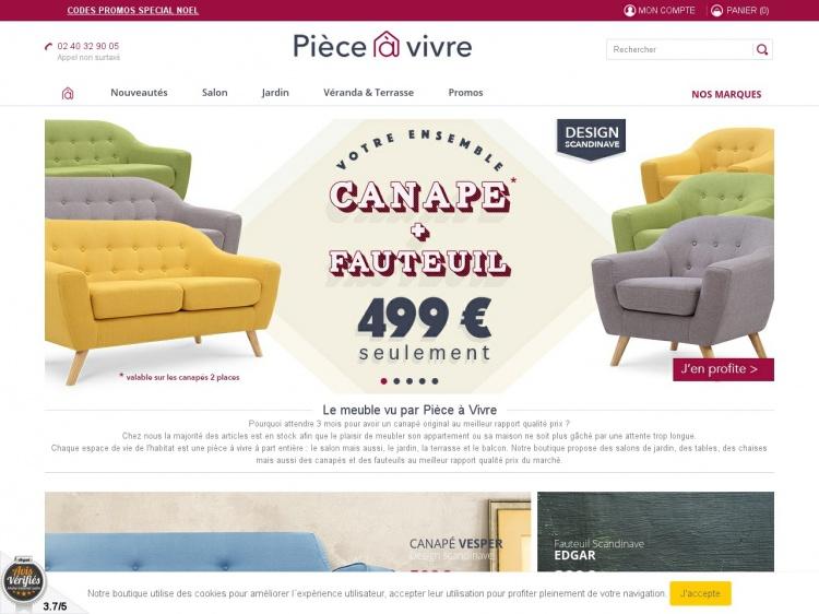 Pieceavivre.com meuble votre maison avec goût