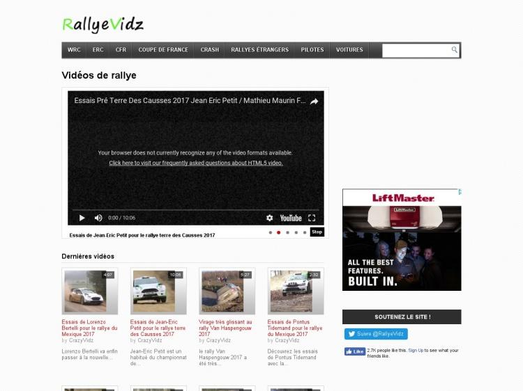 rallyevidz.com