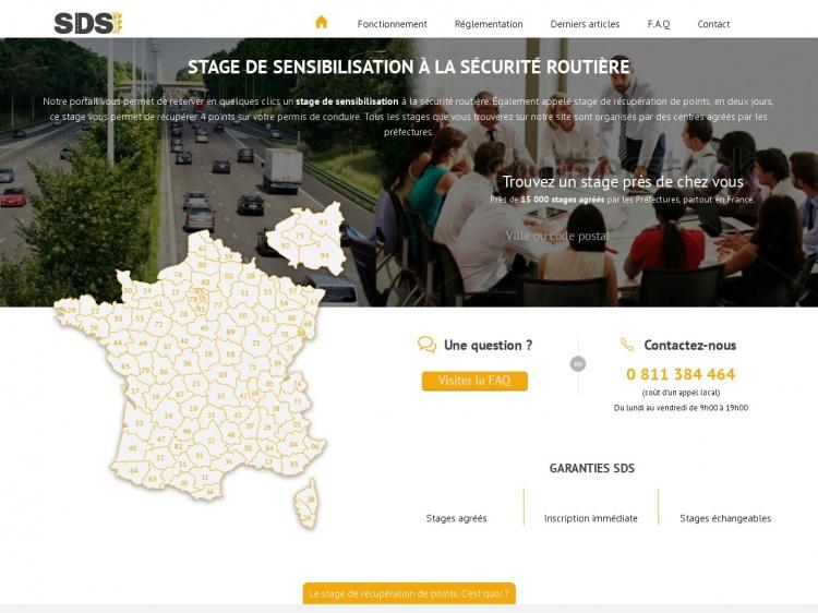 Stage-de-sensibilisation.fr : stage pour permis à points