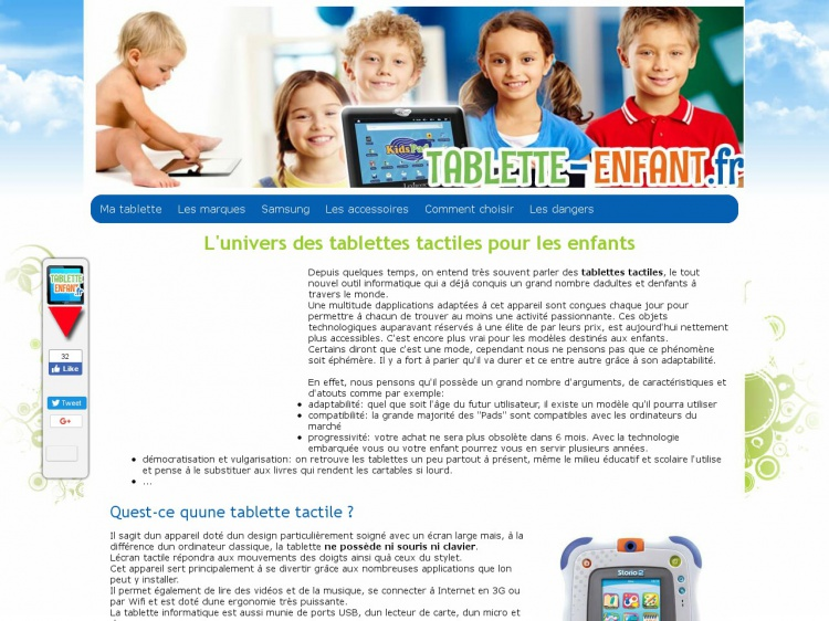 tablette-enfant.fr