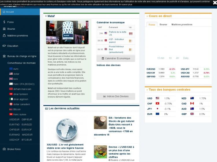 Trader Finance : Actualité financière et économique