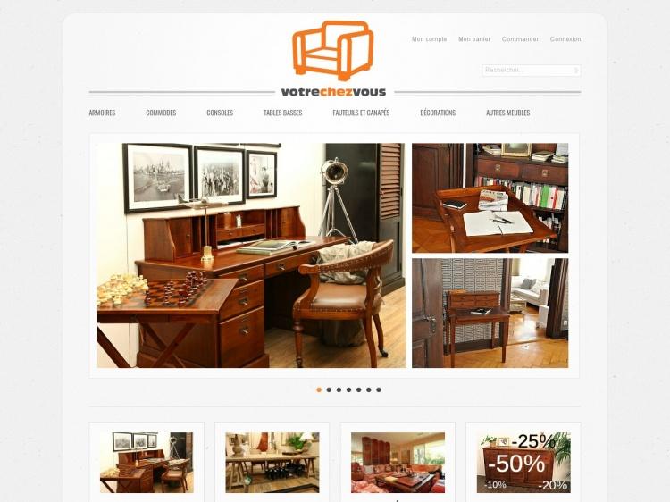 Votre chez vous, boutique de mobilier chinois
